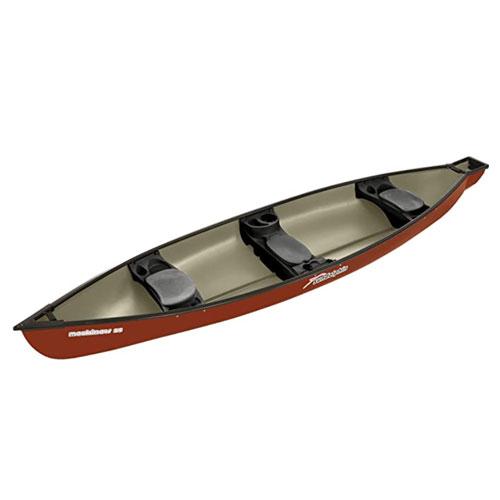 Sundolphin Mackinaw SS Fishing Canoe
