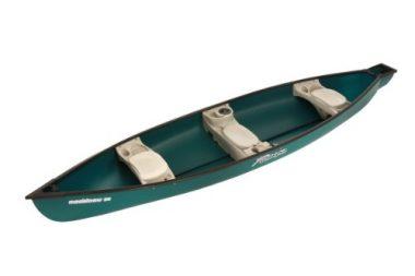 Sundolphin Mackinaw SS Fishermen Canoe