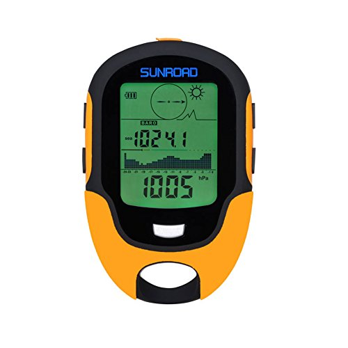 SUNROAD Multifunctional Digital Barometer
