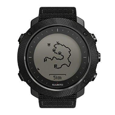 Suunto Traverse Alpha Fishing Watch