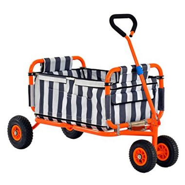 Sandusky Lee Heavy Duty Folding Beach Wagon