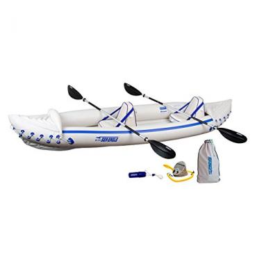 Sea Eagle SE370 Inflatable Ocean Kayak