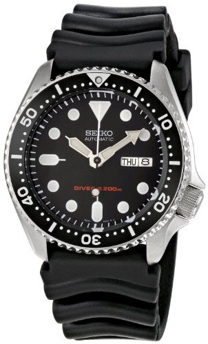 Seiko Men's SKX007K Automatic Dive Watch Under $1000
