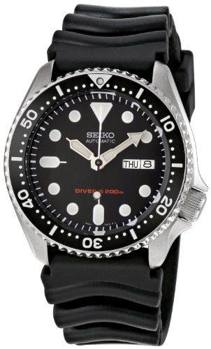 Seiko Men's SKX007K Automatic Analogue Dive Watch