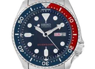 Seiko_Diver_SKX009K1_Dive_Watch_Review