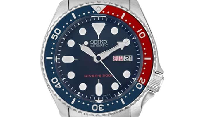 Seiko Diver SKX009K1 Dive Watch Review