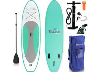 SereneLife_Inflatable_Paddle_Board_Review