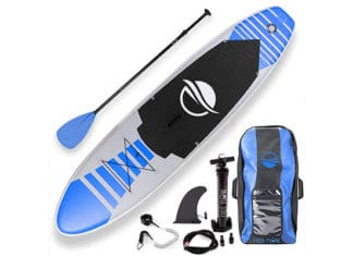 SereneLife_Premium_Inflatable_Paddle_Board_Review