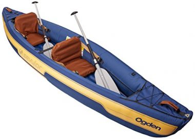 Sevylor Ogden 2-Person Combo Fishing Canoe