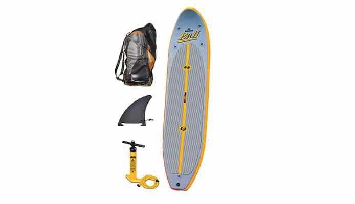 Solstice Bali Paddleboard Review