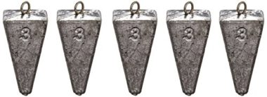 SouthBend PYR-3 Fishing Sinkers