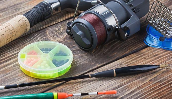 Spooling_a_Braided_Fishing_Line