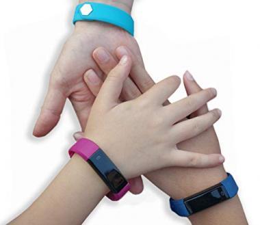 Trendy Pro Kids Fitness Tracker for Kids Activity Tracker