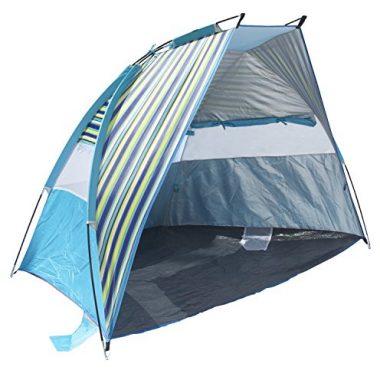 Texsport Calypso Quick Cabana Sun Shelter Beach Tent