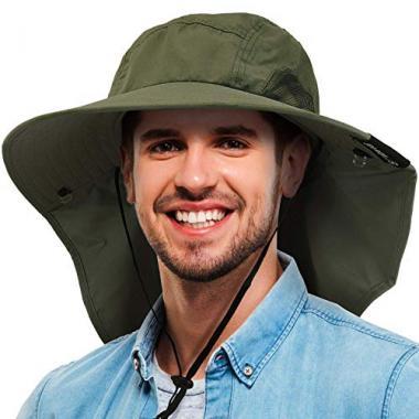 Men's Sun Hat for Sailing by Tirrinia