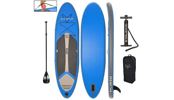 Vilano Navigator 10′ Paddleboard Review