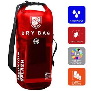 Waterproof Ocean Dry Bag by Mountain Splash
