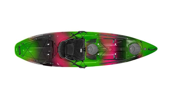 Wilderness Systems Tarpon 100 Angler Kayak Review