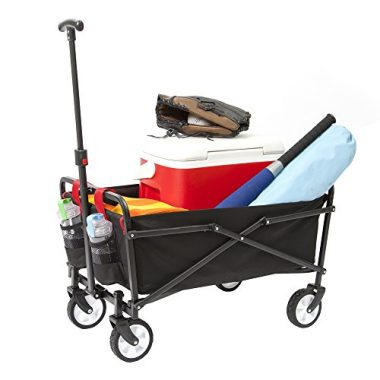 YSC Folding Utility Beach Wagon