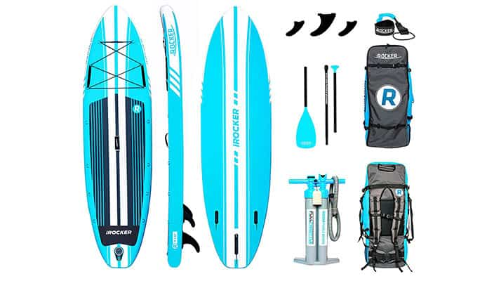 iRocker All-Around 11′ Paddleboard Review