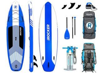 iRocker_Cruiser_Paddleboard_Review