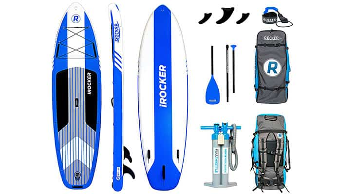 iRocker Cruiser Paddleboard Review