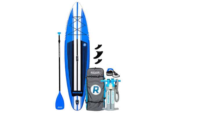 iRocker Sport 11′ Paddleboard Review