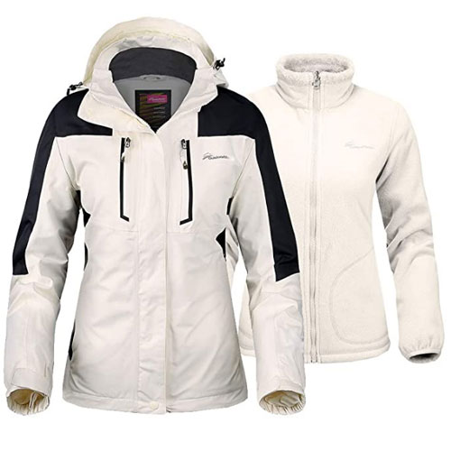 Outdoor Master Winter Women's Ski Jacket