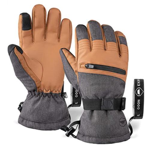 Tough Outdoors Slugger Snowboard Gloves