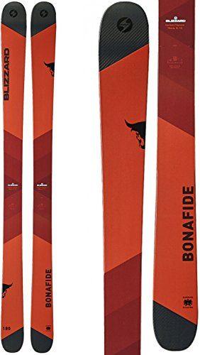 Blizzard Bonafide All-Mountain Skis