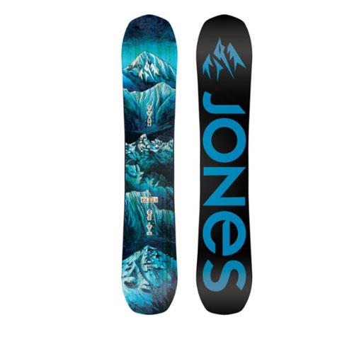 Jones Frontier All Mountain Snowboard