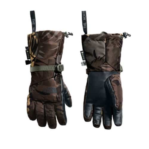 The North Face Montana Etip Gore-Tex Womens Ski Gloves