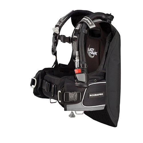 Scubapro Ladyhawk BC Weight Integrated BCD for Women