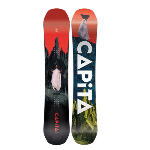 Capita Defenders of Awesome All Mountain Snowboard