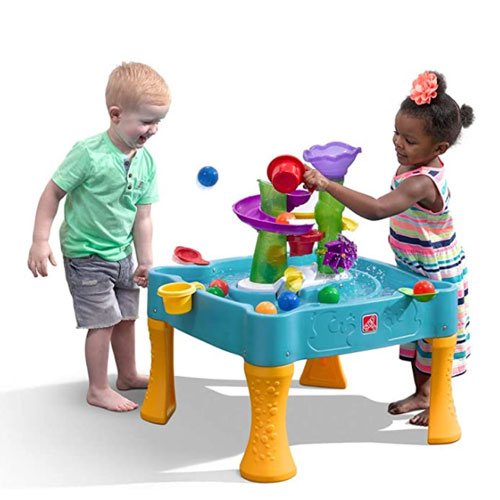 Step2 Lazy Maze River Run Water Table For Kids