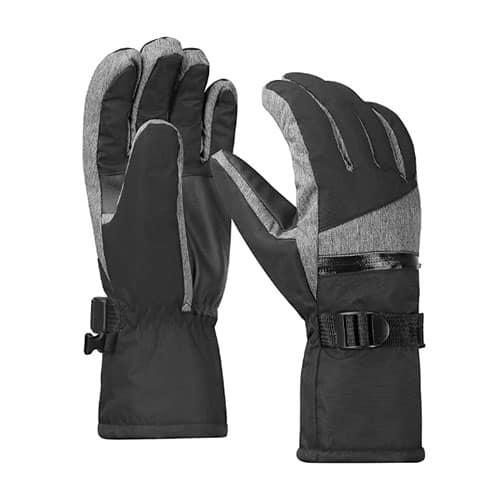 Terra Hiker Waterproof 3M Womens Ski Gloves