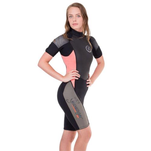 Seavenger Navigator Shorty Women's Wetsuit
