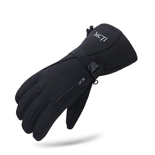 MCTi 3M Thinsulate Waterproof Ski Gloves