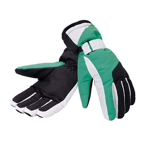 Simplicity Waterproof Outdoors Womens Ski Gloves
