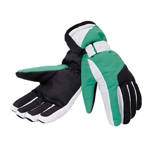 Simplicity Waterproof Outdoors Womens Ski Gloves