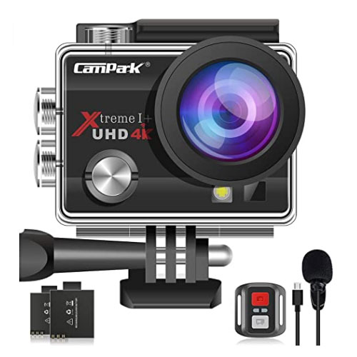 Campark Ultra Wide Angle Action Camera
