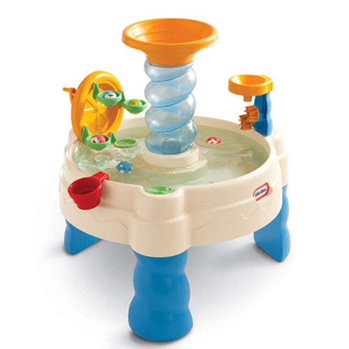 Little Tikes Spiralin' Seas Water Table For Kids