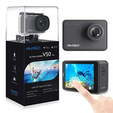 Akaso Pro Native 4K Action Camera