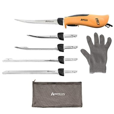 American Angler PRO Electric Fillet Knife