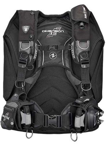 AquaLung Dimension i3 Back Inflation BCD for Women