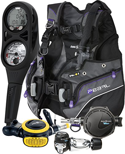 Aqualung Pearl BCD for Women
