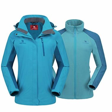 Camel Crown Women's Ski Jacket