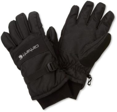 Carhartt Men's W.P. Snowboard Gloves