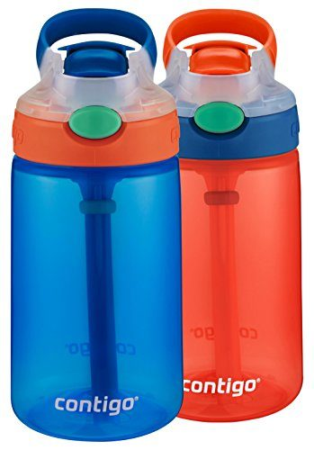 Contigo Gizmo Flip Kids Water Bottles