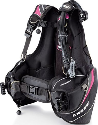 Cressi Travelight BCD for Women